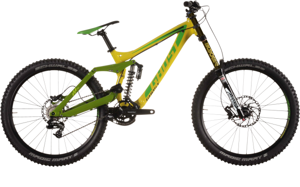 2015 Ghost DH 7
