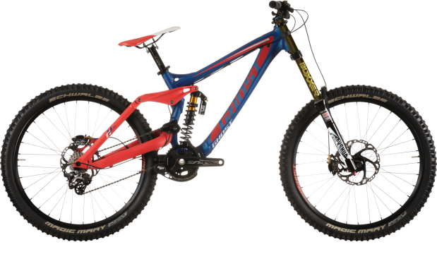 2015 Ghost DH 9