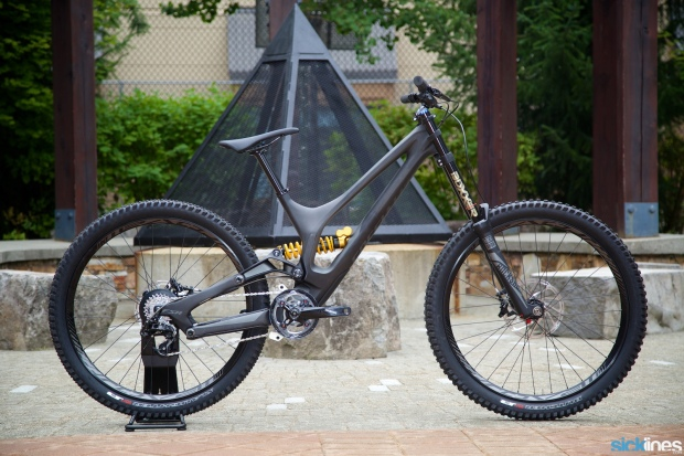 2015 Specialized Demo 8 Carbon I 650B