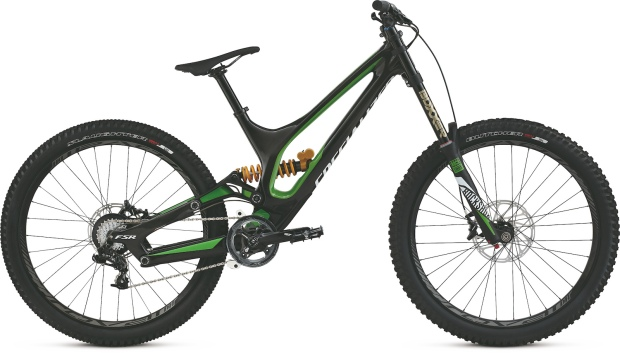 2015 Specialized Demo 8 I Carbon